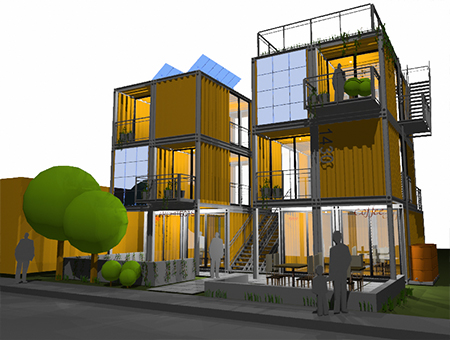 Container Building cargotecture - turning containers into living spaces | the world's